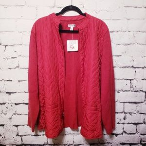 Plus size quilted Jacket NWT!